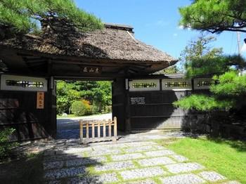 151002東山荘②、正門 (コピー).JPG