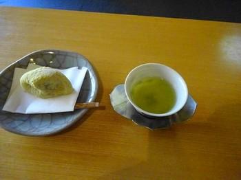 160216浜松市茶室「松韻亭」④、煎茶と和菓子「初音」 (コピー).JPG