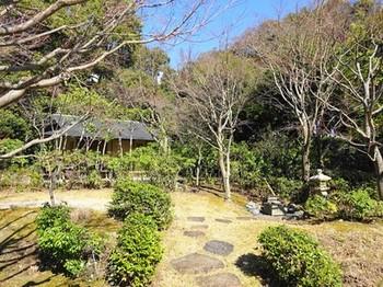 160216浜松市茶室「松韻亭」⑩、庭園 (コピー).JPG