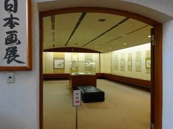 160406桑山美術館②、1階展示室 (コピー).JPG