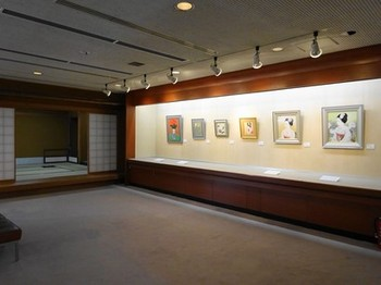 160406桑山美術館④、2階展示室 (コピー).JPG