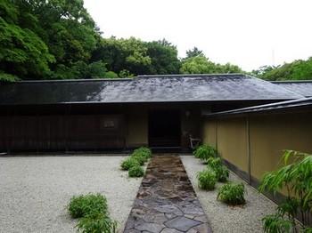 160517浜松市茶室「松韻亭」①、前庭と玄関 (コピー).JPG