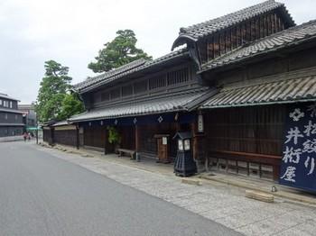 160703有松の町並み④ (コピー).JPG