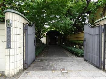 160916桑山美術館①、表門 (コピー).JPG