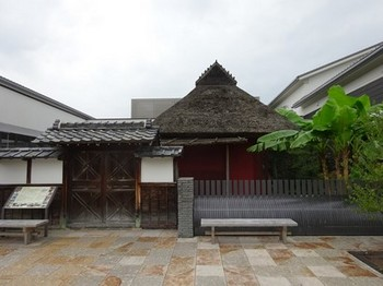 161005奥の細道むすびの地記念館⑦、無何有荘大醒澍 (コピー).JPG