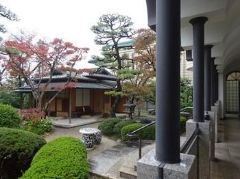 161127桑山美術館⑤、回廊から見る小間「青山」 (コピー).JPG