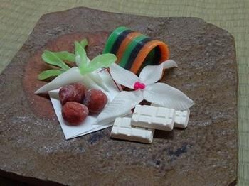 161201北野天満宮献茶祭27、塩芳軒「冬の色」 (コピー).JPG