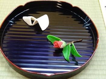 161201北野天満宮献茶祭29、本家玉壽軒「寒の情景」 (コピー).JPG