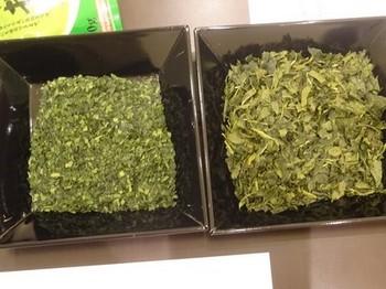 170124茶カフェ深緑茶房お茶教室04、碾茶とモガ茶 (コピー).JPG