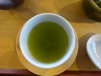 170223茶舗きみくら⑬、深蒸し煎茶「華」2煎目 (コピー).JPG