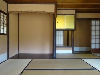 170303九條家遺構「拾翠亭」④、二階座敷 (コピー).JPG