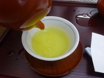 170324いび茶の里カフェ⑦、1煎目 (コピー).JPG