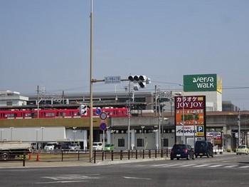 170329西尾めぐり46、西尾駅とヴェルサウォーク西尾 (コピー).JPG