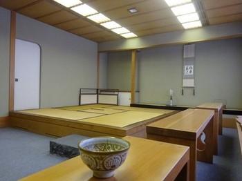 170506多治見市美濃焼ミュージアム⑨、加藤卓男ラスター彩茶碗 (コピー).JPG