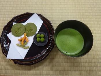170511西尾の抹茶めぐり09、葵製茶本店(お抹茶とお菓子) (コピー).JPG