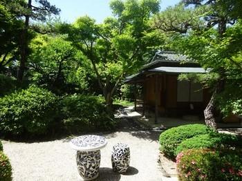170604桑山美術館⑨、庭園と茶室「青山」 (コピー).JPG