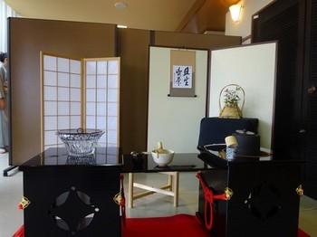 170611古田紹欽記念館⑪、紹欽茶会 (コピー).JPG
