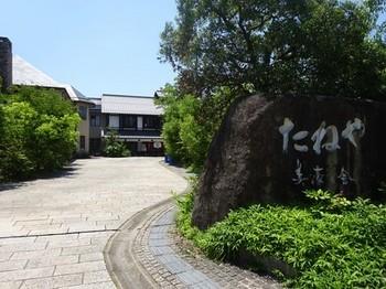 170619湖東焼の彦根めぐり30、たねや美濠美術館 (コピー).JPG