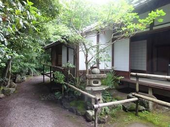 170702彦根めぐり29、埋木舍(表座敷と茶室) (コピー).JPG