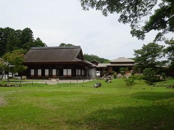 170702彦根めぐり36、楽々園(御書院と地震の間) (コピー).JPG