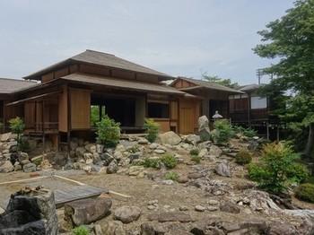 170702彦根めぐり38、楽々園(地震の間) (コピー).JPG