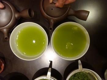 170711深緑茶房「お茶教室」⑫、冷淹茶と水出し (コピー).JPG
