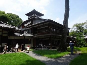 170716旧三井家下賀茂別邸⑥ (コピー).JPG