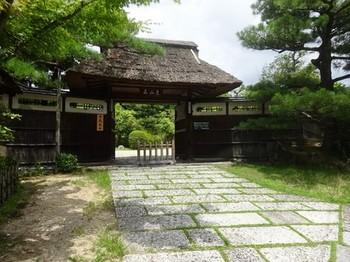 170722東山荘①、正門 (コピー).JPG
