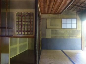 170831旧糟谷邸12、数寄屋部「茶室」 (コピー).JPG