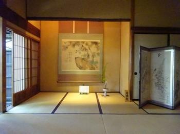 170901中山道ひし屋資料館④、店座敷 (コピー).JPG
