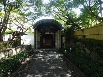 170909桑山美術館③、アプローチ (コピー).JPG