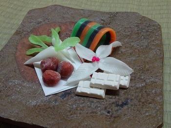 s_161201北野天満宮献茶祭27、塩芳軒「冬の色」.JPG