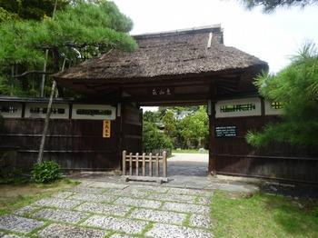 s_170915東山荘①、正門.JPG