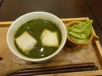 s_171219深緑茶房「お茶教室」⑮、お茶ぜんざい.JPG