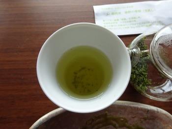 s_180222お茶の間のおと⑦、浅蒸し茶(春野の香駿)2煎目.JPG