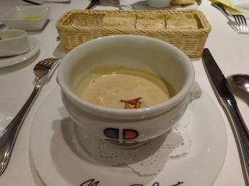 s_180314ポール・ボキューズ名古屋②、菊芋のポタージュ.JPG