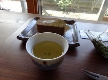 s_180322お茶の間のおと⑤、浅蒸し茶「藤枝かおり」.JPG