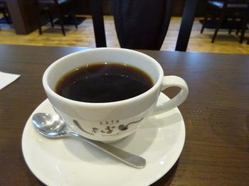 s_180515cafeしょぱん長良店④、しょぱんブレンドコーヒー.JPG