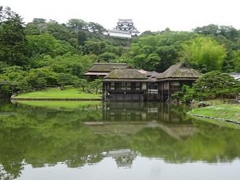 170626玄宮園茶席「鳳翔台」② (コピー).JPG