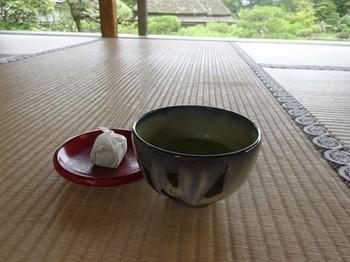 170626玄宮園茶席「鳳翔台」⑧ (コピー).JPG