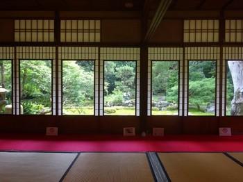 170716旧三井家下賀茂別邸⑨ (コピー).JPG