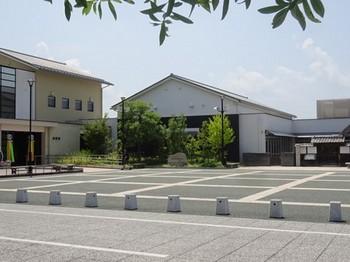 170731奥の細道結びの地記念館① (コピー).JPG