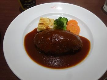 s_171029文化洋食店名鉄店④、デミグラスハンバーグ.JPG