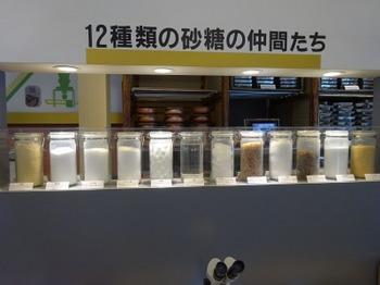 s_181004中日本氷糖南濃工場09、12種類の砂糖の仲間たち.JPG