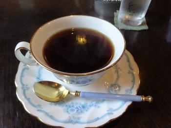 s_181014わたなべ珈琲店②、ハウスブレンドコーヒー.JPG
