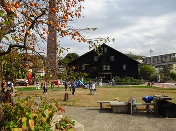 s_181103INAXライブミュージアム05、窯のある広場・資料館.JPG