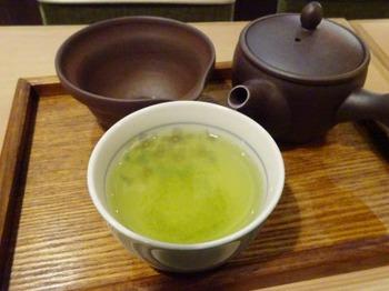 s_181207茶々屋南山園ヴェルサウォーク西尾店05、煎茶「矢作のほまれ」.JPG