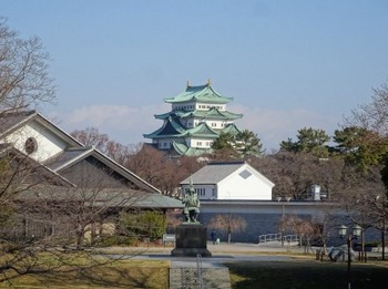 s_190116なごや歩き18、名古屋城.JPG