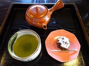 s_190124角打ち茶屋11、煎茶(おくみどり)セット.JPG