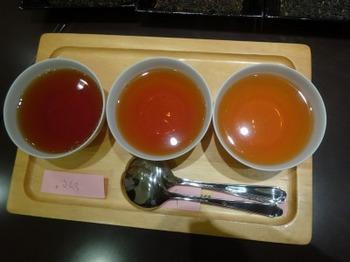 s_190327深緑茶房お茶教室06、ご当地和紅茶の飲み比べ.JPG